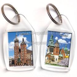 Brelok Kraków