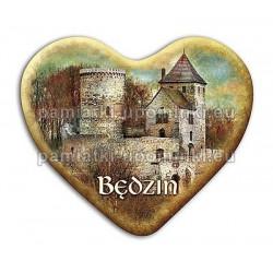 Magnes serce Będzin - Zamek