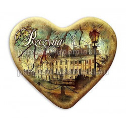 Magnes Pszczyna serce Pałac