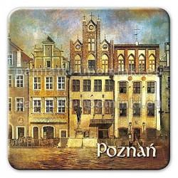 Magnes kwadrat Poznań Rynek