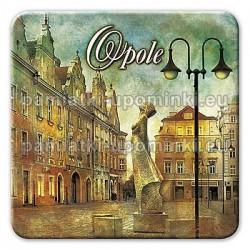 Magnes kwadrat Opole Rynek
