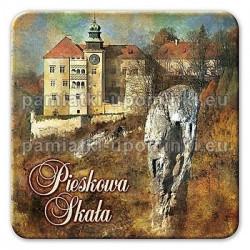 Magnes Pieskowa Skała Zamek Maczuga kwadrat