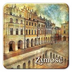 Magnes Zamość Kamienice Ormiańskie kwadrat