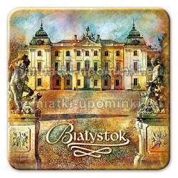 Magnes Białystok kwadrat Pałac