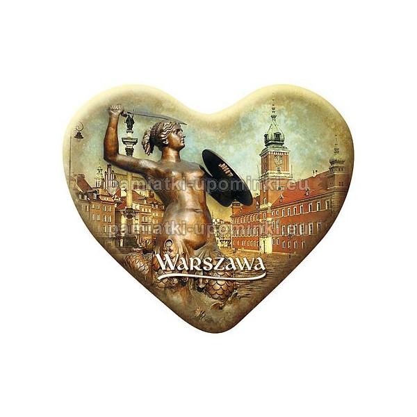 Magnes Warszawska Syrenka