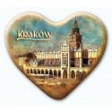 Magnes Kraków serce - Sukiennice