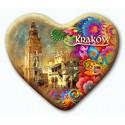 Magnes Kraków serce - Ratusz folk