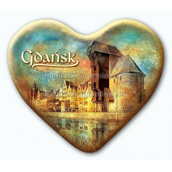 Magnes serce Gdańsk Żuraw