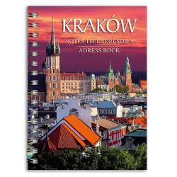 Notes teleadresowy Kraków