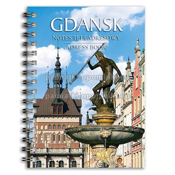 Notes teleadresowy Gdańsk