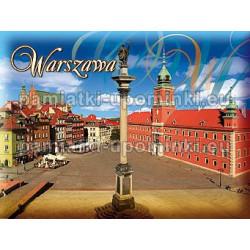 Magnes Warszawa - Plac Zamkowy