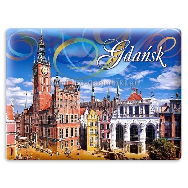 Magnes Gdańsk - Ratusz i Dwór Artusa