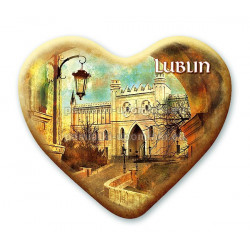 Magnes Lublin serce - Zamek