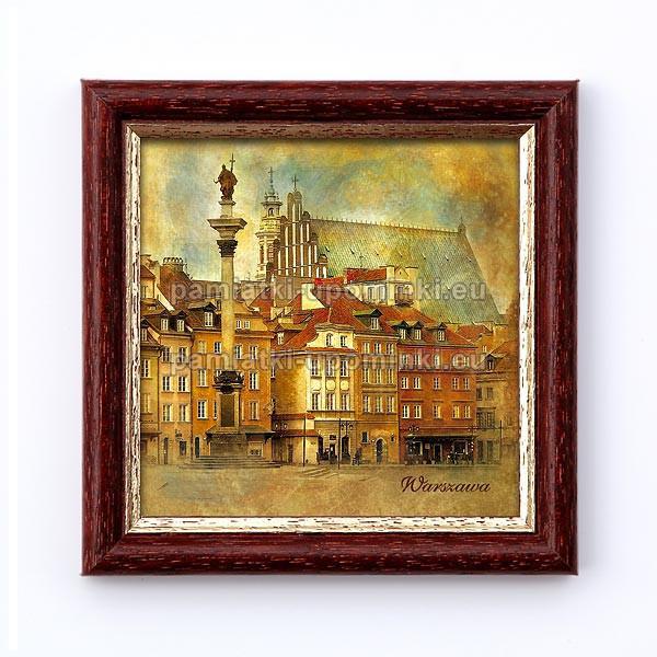 Obrazek Warszawa Plac Zamkowy
