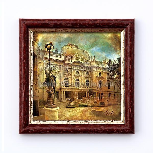 Obrazek Łódź Pałac Poznańskiego