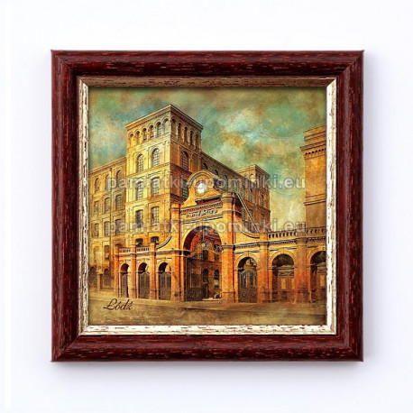 Obrazek Łódź Manufaktura