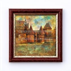 Obrazek Malbork Dwie Wieże