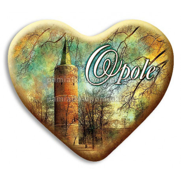 Magnes Opole Wieża Piastowska