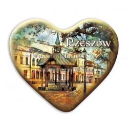 Magnes serce Rzeszów - Rynek