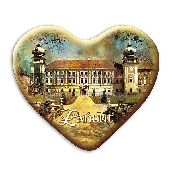Magnes serce Łańcut Zamek