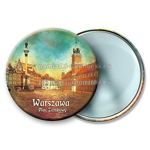Lusterko Warszawa Plac Zamkowy