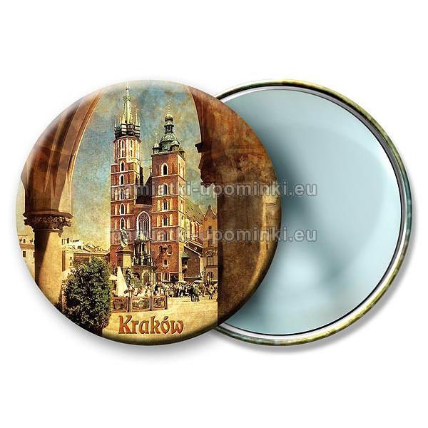Lusterko Kraków Kościół Mariacki