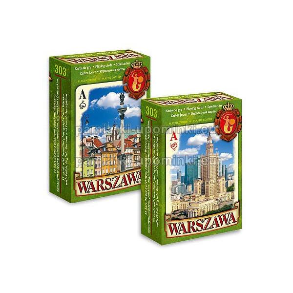 Karty do gry Warszawa