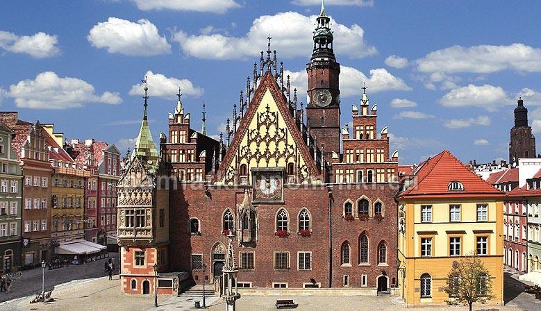 Pamiątki z Wrocławia