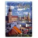 Magnes Kraków - panorama starego miasta