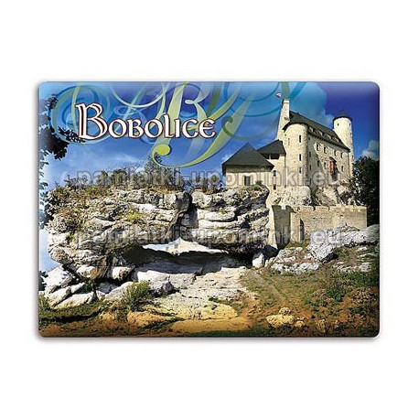 Magnes Bobolice - Zamek Brama Laseckich