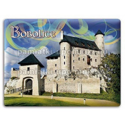 Magnes Bobolice Zamek