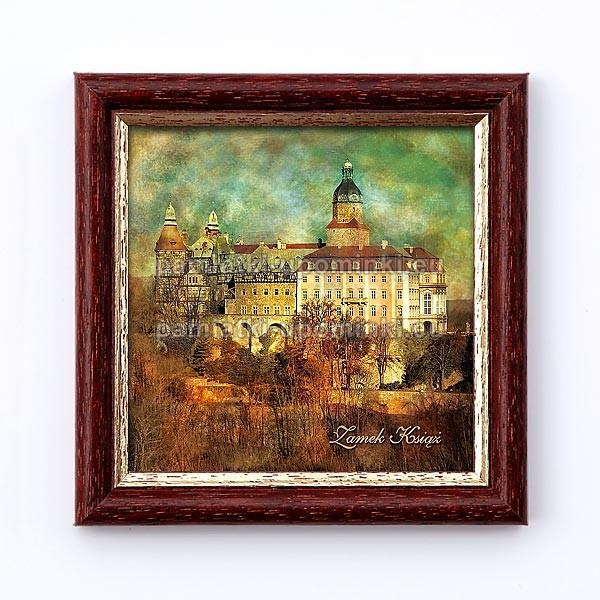 Obrazek Zamek Książ Widok