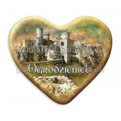 Magnes Ogrodzieniec serce