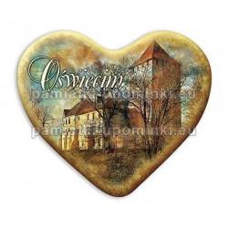 Magnes Oświęcim serce Zamek