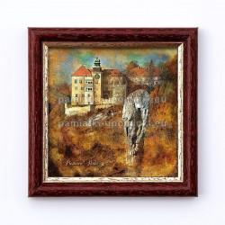 Obrazek Pieskowa Skała Zamek i Maczuga Herkulesa