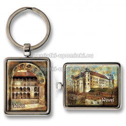 Brelok Wawel Zamek