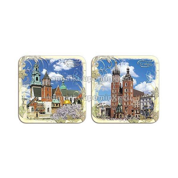 Podkładki korkowe Kraków dzień
