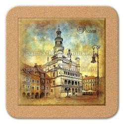 Podstawka ceramiczna Poznań Ratusz 11x11