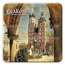 Magnes kwadrat Kraków Kościół Mariacki