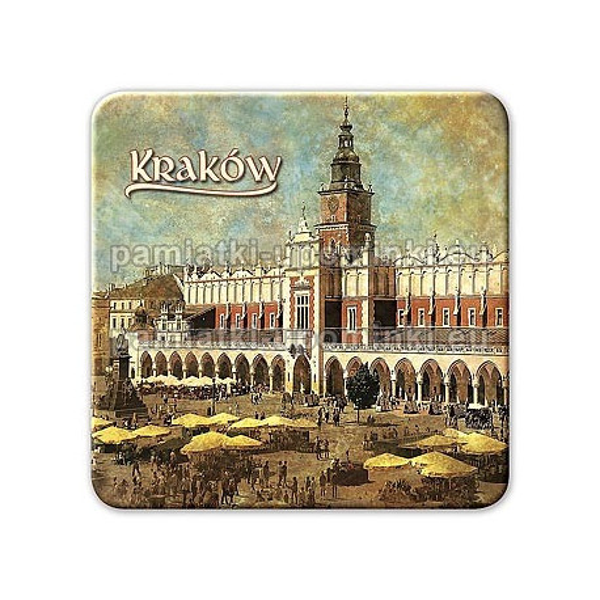 Magnes kwadrat Kraków Sukiennice