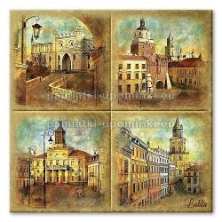Podstawka ceramiczna Lublin