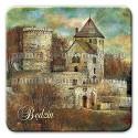 Magnes kwadrat Będzin Zamek