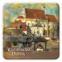Magnes kwadrat Kazimierz Rynek