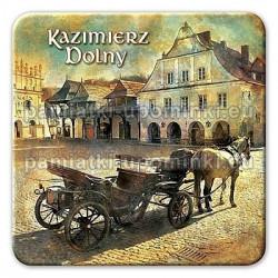 Magnes kwadrat Kazimierz Dorożka