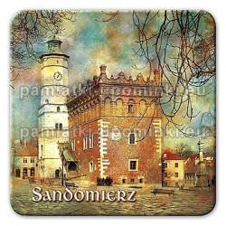 Magnes Sandomierz Ratusz kwadrat