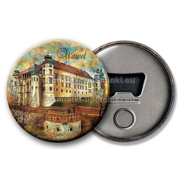 Otwieracz Wawel Zamek