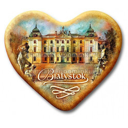 Manes Białystok serce Pałac