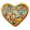 Magnes Bialystok serce Palac Brama