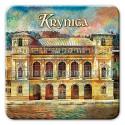 Magnes Krynica-Zdrój kwadrat Stary Dom Zdrojowy