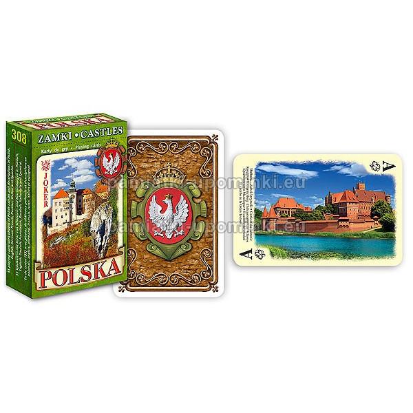 Karty Polskie Zamki